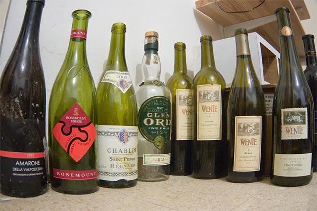 יינות שונים ששתינו כאן לאחרונה