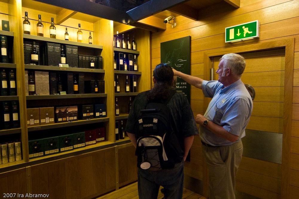 ג'ון מקגרגור מסביר לנו על המאלטים היותר נדירים שבחנות