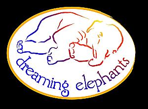 Dreaming Elephants Logo